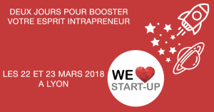 #ENTREPRENARIAT - We Love Start-Up - By En Mode UP!, Revealers.co, ESCEN @ ESCEN | Lyon | Auvergne-Rhône-Alpes | France
