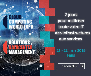 #TECH - Salon Cloud Computing - By Cherche Midi @ Paris, Porte de Versailles, Hall 5.2 | Paris | Île-de-France | France