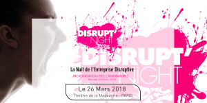 #INNOVATIONS - Disrupt'Night - By MDC @ Théâtre de la Madeleine  | Paris | Île-de-France | France