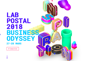 #INNOVATIONS  - Lab Postal 2018 - By LA POSTE @ Le siège du groupe La Poste  | Paris | Île-de-France | France