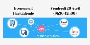 #MARKETING - Venez augmenter vos services avec les Datas gratuites de Pôle Emploi ! - By L'Hackadémie du Lab RH @ La Fabrique Pôle emploi | Paris-19E-Arrondissement | Île-de-France | France