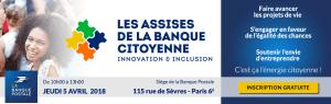 #FINTECH - Les Assises de la Banque Citoyenne - By La Banque Postale @ LA BANQUE POSTALE  | Paris-6E-Arrondissement | Île-de-France | France