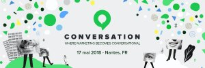 #MARKETING - Conversation 2018 - By iAdvize @ Ecole nationale supérieure d'architecture de Nantes | Nantes | Pays de la Loire | France