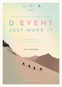 #INNOVATIONS - Conférence Design Thinking d.event - By d.school Paris @ Cité Descartes | Champs-sur-Marne | France