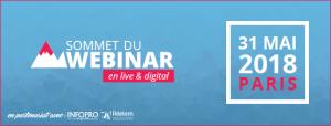 #INNOVATIONS - Sommet du Webinar - By Webikeo @ Renaissance Paris Le Parc Trocadero Hotel | Paris | Île-de-France | France