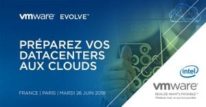 #TECH - #VMWareEvolve - VMWare EVOLVE -  By VMWARE @  Eléphant Paname | Paris | Île-de-France | France