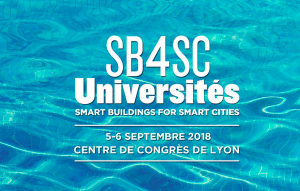 #Smartcity -  Smart Buildings for Smart Cities - By Smart Buildings Alliance @ Centre de Congrès de Lyon | Lyon-6E-Arrondissement | France