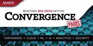 #IT - Convergence Paris - By MapR Technologies @ Pavillon Royal  | Paris | France