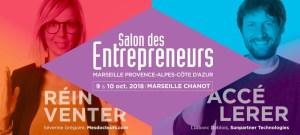 #ENTREPRENARIAT - Salon des entrepreneurs Marseille - By Les Echos Solutions / Pôle Salons @ Palais des Congrès Chanot  | Marseille | Provence-Alpes-Côte d'Azur | France