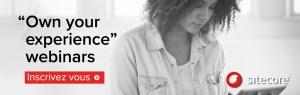 #MARKETING - Webcast - Pourquoi GDPR est une opportunité pour créer et améliorer l'expérience client ? By SITECORE
