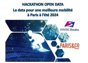 #INNOVATIONS - Hackathon Open data Mobilité 2024 - By SYNTEC Etudes @ Labo de l'Edition | Paris | Île-de-France | France