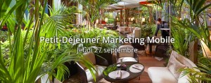#MARKETING - L'IA dans le Marketing Mobile - By Ad4Screen @ Mandarin Oriental | Paris | Île-de-France | France