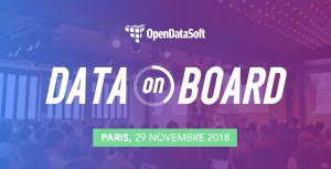 #MARKETING - Data on Board - By OpenDataSoft @ VERSO Centre de conférences | Paris | Île-de-France | France