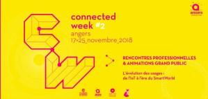 #INNOVATION - Connected Week #2 - By Angers Loire Métropole @ Angers | Angers | Pays de la Loi