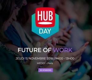 #eRH - Future of Work - By Hub Institute @ MEDEF | Paris-7E-Arrondissement | Île-de-France | France