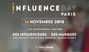 #MARKETING - Influence-Day Paris - By Veille Magazine @ EGE | Paris | Île-de-France | France