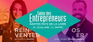 #ENTREPRENARIAT #SDE2018 - Salon des Entrepreneurs Nantes - By Les Echos Solutions @ Cité des Congrès - Nantes | Nantes | Pays de la Loire | France