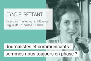 #MARKETING - Webinar : Journalistes et communicants : sommes-nous toujours en phase ? - By Cision @ En ligne