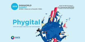 #INNOVATIONS - Digiworld Summit - By iDate Digiworld @ Maison de la Mutualité | Paris | Île-de-France | France