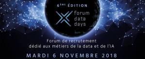 #RH - Forum Data Days 2018 - By Eden Forums @ L'Espace Charenton | Paris | Île-de-France | France