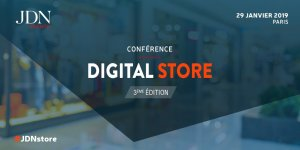#RETAIL - Digital Store - By JDN Events @ Elyseum | Paris | Île-de-France | France