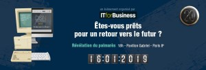 #IT - Le DSIN de l'année - By IT for Business @ Pavillon Gabriel | Paris | Île-de-France | France