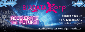 #TECH - Big Data Paris 2019 - By Corp Agency @ Palais des Congrès de Paris