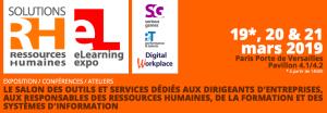 #RH - Solutions RH 2019 - By Groupe Solutions @ Paris Expo Porte de Versailles