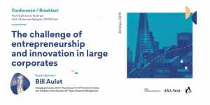 #TRANSFORMATION - The challenge of entrepreneurship and innovation in large corporates - By AXA Venture Partners