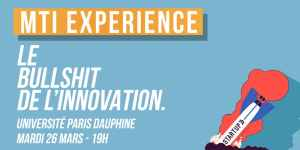 #INNOVATIONS - Le BULLSHIT de L'innovation - By Master MTI @ Université Paris-Dauphine