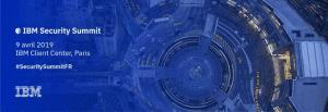 #TECH - IBM Security Summit - By IBM @ IBM Client Center