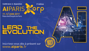 #INNOVATIONS - AI PARIS - By corp @ Palais des congrès