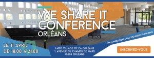 #TRANSFORMATION - WE SHARE IT CONFERENCE - By Infotel Conseil @ Lab'O