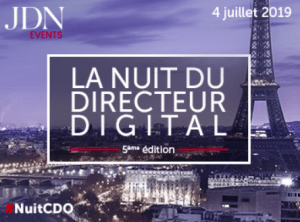 #TECH - LA NUIT DU DIRECTEUR DIGITAL - By JDN EVENTS @ InterContinental Paris le Grand