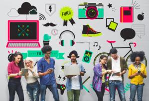 #MARKETING - Génération Z : Comment les plus jeunes dictent les nouveaux codes marketing ? By RELATIA @ OPEN MIND KFE Paris Opéra