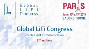 #INNOVATIONS - Global LiFi Congress - By ERI Lifi Event @ Salons Hoche