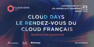 #TECH - Cloud Days 2019 - By Outscale @ Châteauform' City Les Jardins de Saint Dominique