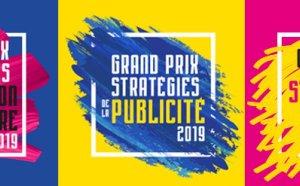 #PUBLICITE - Grand Prix Stratégies de la Production publicitaire 2019 - By Stratégies