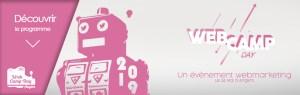#MARKETING - WebCampDay - By WebCamp @ Centre d'affaires de Terra Botanica