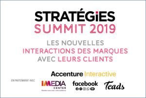 #MARKETING - Stratégies Summit 2019 - By Stratégies @ Pavillon Gabriel