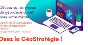 #INNOVATIONS - Osez la GéoStratégie ! - By ARTICQUE @ Articque