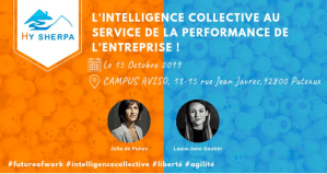 #INNOVATIONS - L'intelligence collective au service de la performance de l'entreprise - By My Sherpa @ H4H CAMPUS AVISO