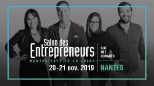 #ENTREPRENARIAT - Salon des Entrepreneurs - Nantes Pays de la Loire - By Les Echos Le Parisien Événements @ Cité des Congrès
