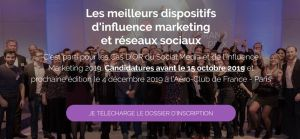 #MARKETING - Grand Prix Social Media Paris - By NetMedia Group & Digital Influence Consulting - Les Cas d'OR @ Aéro-Club de France