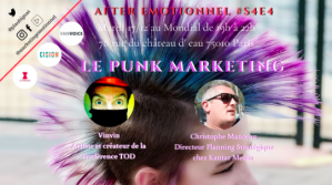 #MARKETING  #AfterEmotionnel - Et si vous adoptiez le Punk Marketing ? - By Club du Marketing Emotionnel @ LE MONDIAL