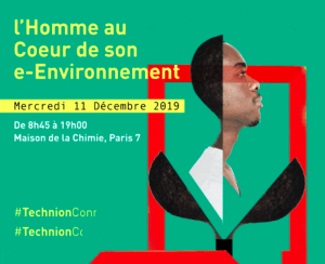 #INNOVATIONS - Colloque Annuel Technion France - By TECHNION @ Maison de la Chimie