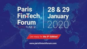 #INNOVATIONS - Paris Fintech Forum - By Altéir @ Palais Brongniart