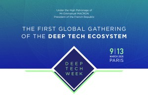 #TECHNOLOGIES - Deep Tech Week - By BpiFrance