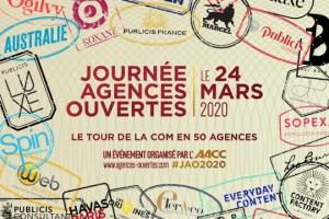#MARKETING - 10e édition de la Journée des Agences Ouvertes - By AACC @ PARIS