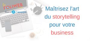 #MARKETING #WEBINAR - MAÎTRISEZ L'ART DU STORYTELLING POUR VOTRE BUSINESS - By Neocamino & Réussir.fr